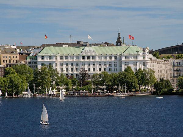 Hotel Atlantic Kempinski, Hamburg, Germany
