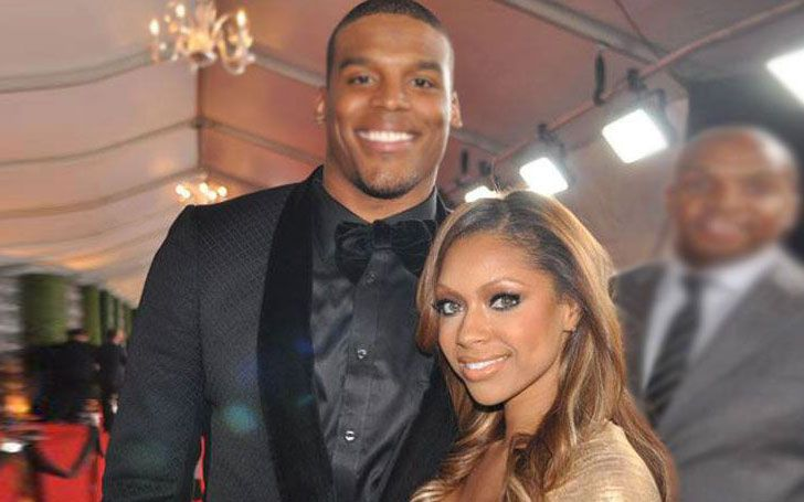 NFL star Player Cam Newton's Unique Way of Celebrating Birth of His Second Child, Watch!