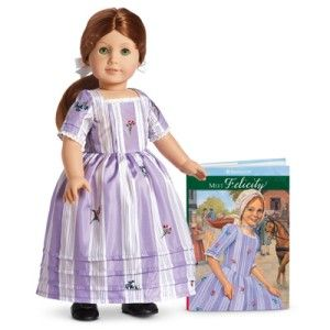 Felicity American Girl Doll - SHe's retired now!! She was always my fave :)