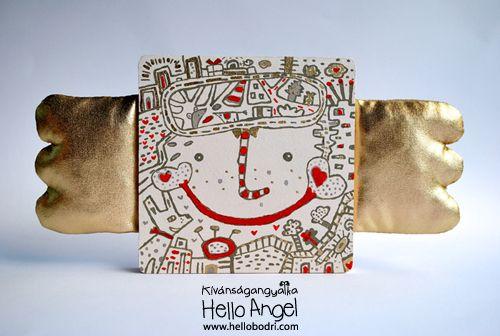 Hello Bodri -Angel of Wishes