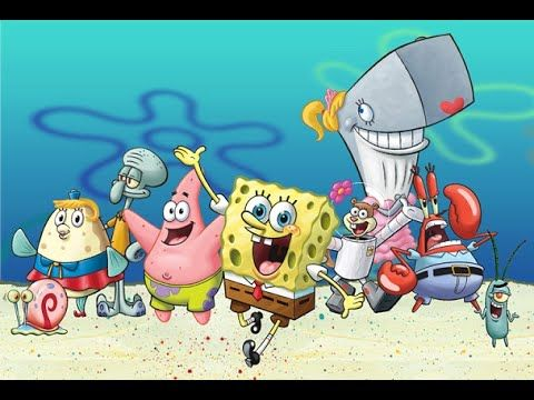 SpongeBob SquarePants Full Movie Game 3D | Spongebob Movie
