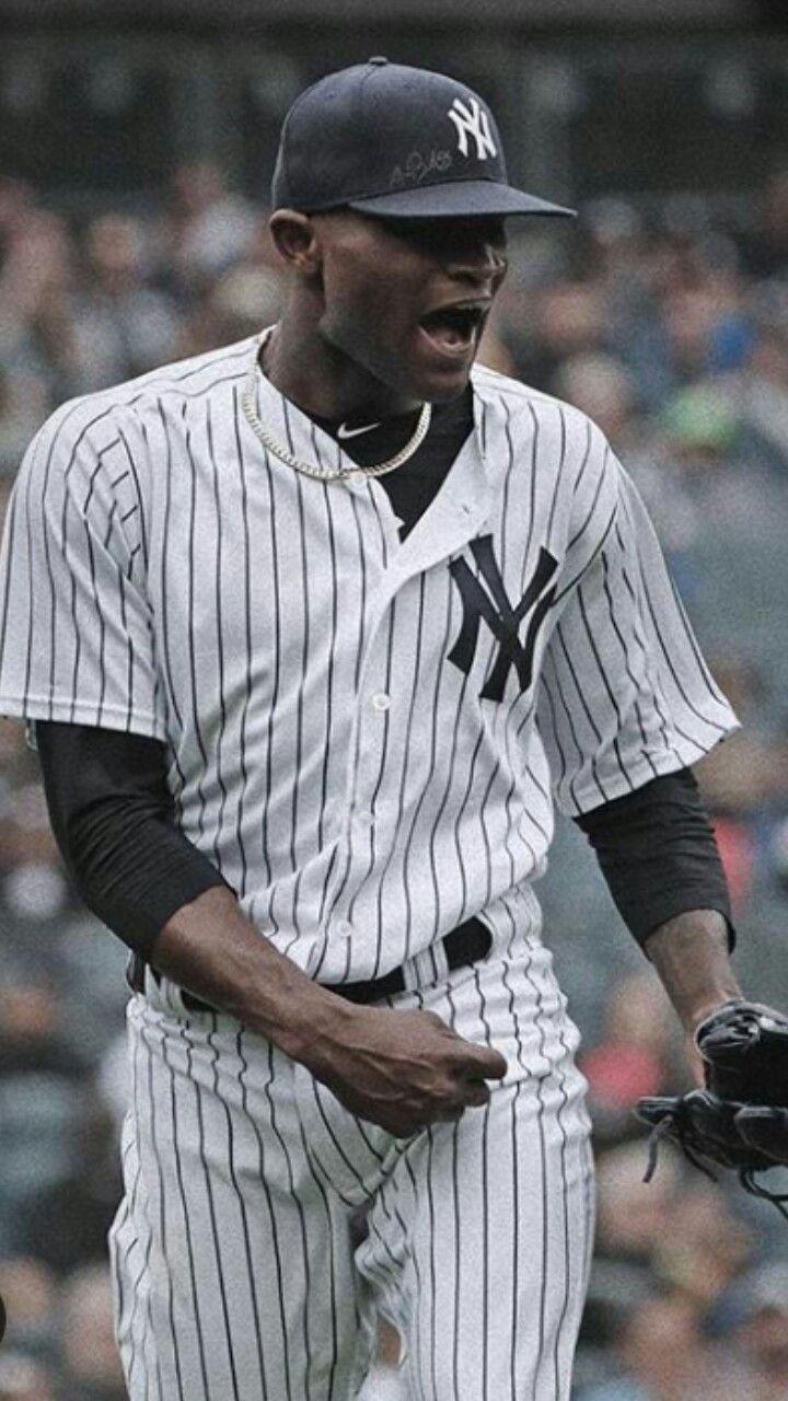 Domingo German New York Yankees Baseball Ny Yankees Poster Yankees Baseball