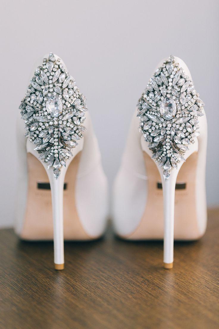 80 best Wedding Shoes images on Pinterest   Bridal shoes, Wedding ...