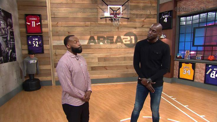 Area 21: Baron Davis Is In The Building!| April 10, 2017 | 2016-17 NBA S...