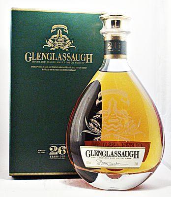 Glenglassaugh 26 year old Single Malt Scotch Whisky 46% 70cl
