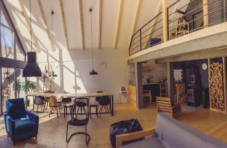 Cabana Sapte | The Cozy Scandinavian Cabin by Mountain River & Woods