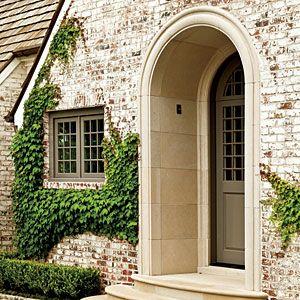 55 best images about limewashed brick on pinterest house - Lime wash paint exterior design ...