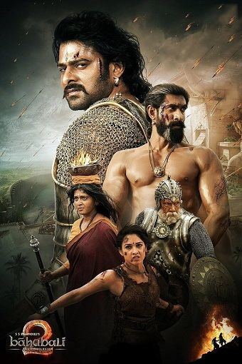 Nonton Film Baahubali 2: The Conclusion (2017) DVDScr 480p 720p mp4 English Subtitles Indonesia Online Watch Streaming Full India HD Movie Download Tv21.org