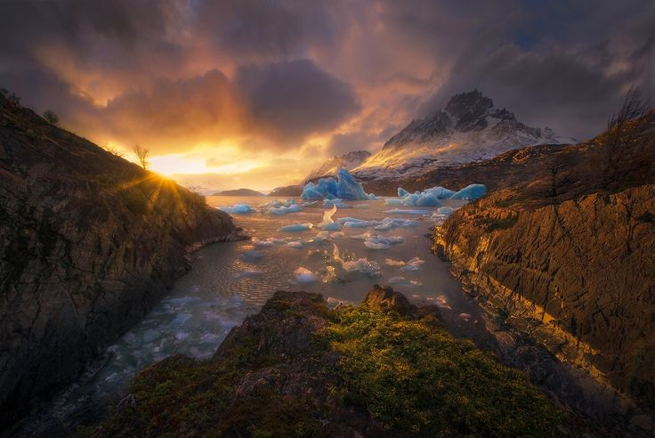 Above the Cold by Marc  Adamus on 500px