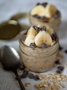 Peanut Butter Overnight Oats Pudding – Ripe Life – Celebrating a Happy Vegan Lifestyle