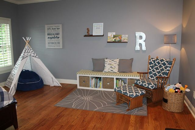 Notes from the Nelsens: Ryan's Big Boy Room Reveal
