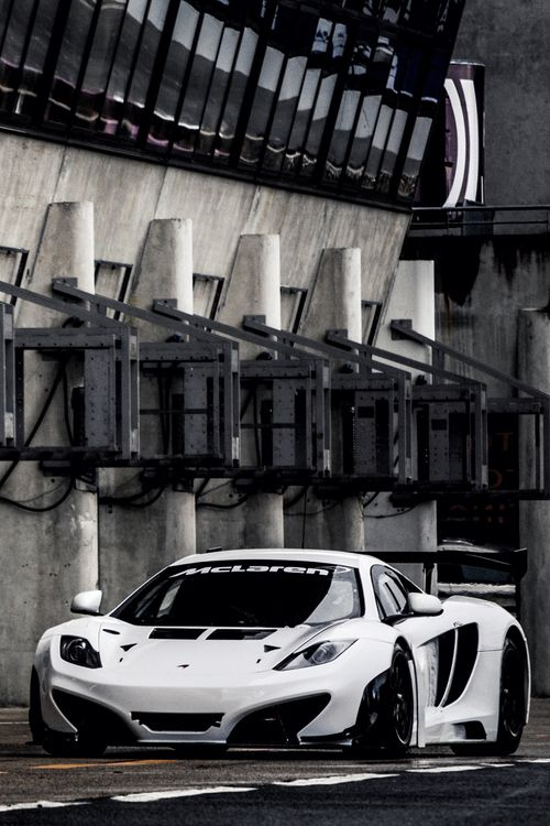 exclusive-pleasure:  MP4-12C GT3  i need to finish my drawing of the Mclaren MP4-12C