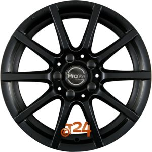 Felgi aluminiowe ProLine Wheels Kolor: Czarny mat Cena: 297.77zł Szczegóły: http://centrumfelg.pl/felgi-aluminiowe/ProLine%20Wheels%20/ProLine%20Wheels%20CX100/7616543