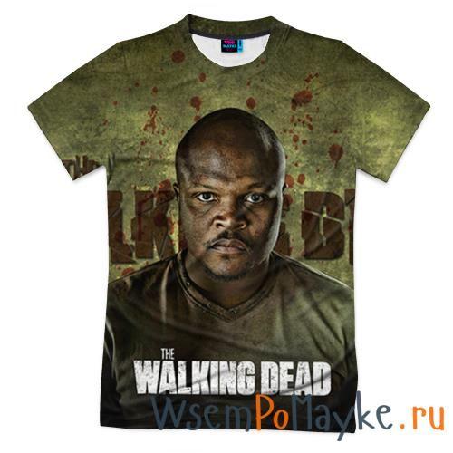 Мужская футболка 3D с полной запечаткой Walking Dead купить в интернет магазине WsemPoMayke.Ru http://wsempomayke.ru/product/manshortfull/1074550  Доставка по России курьером или почтой, оплата при получении. Посмотреть размеры и цену > http://wsempomayke.ru/product/manshortfull/1074550