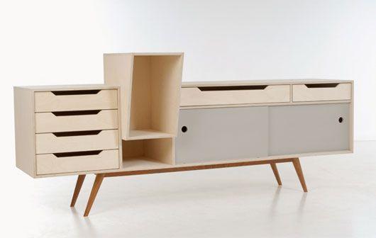 Unique Sideboard Design by Abdul Ghafoor - DesignToDesign Magazine - DesignToDesign.com , The Ultimate Online design Magazine