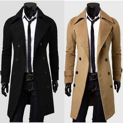 Sobretudo Masculino Moda 2015