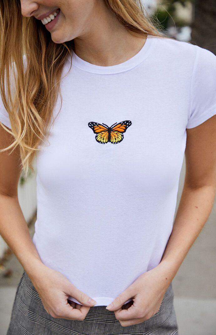 John Galt Butterfly T-Shirt | Butterfly clothes, Aesthetic ...