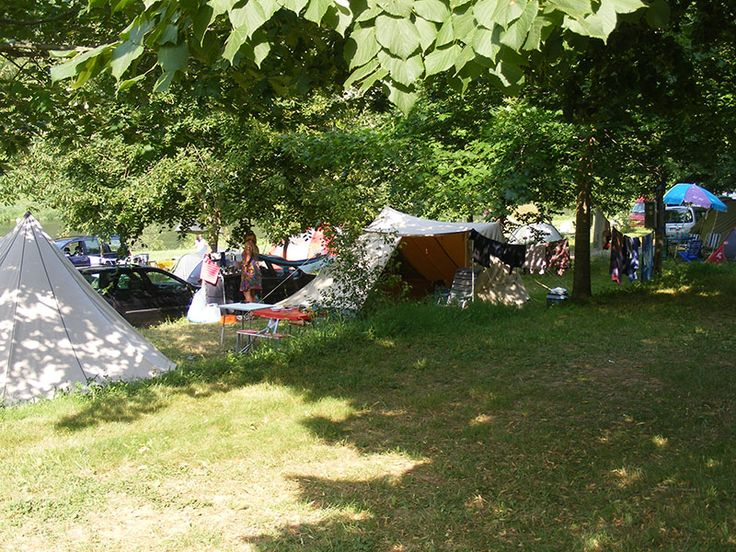 Le camping du Batut en Sud Aveyron, au bord du Tarn