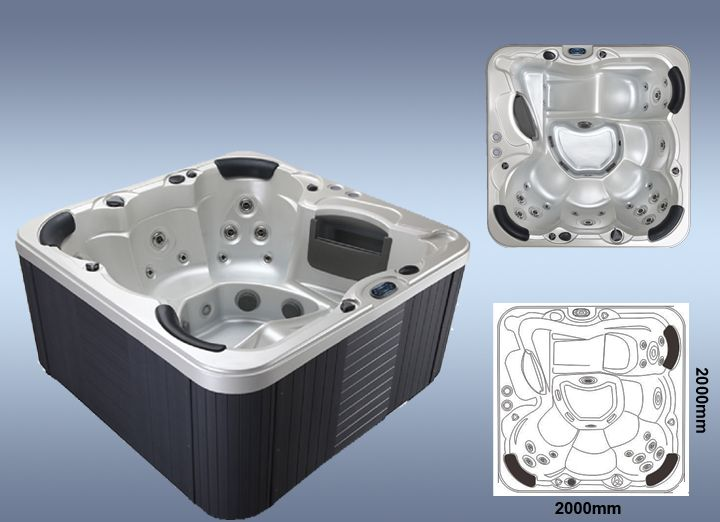 Countesa hot tub main product page from http://www.hottubsuppliers.com/hot-tubs
