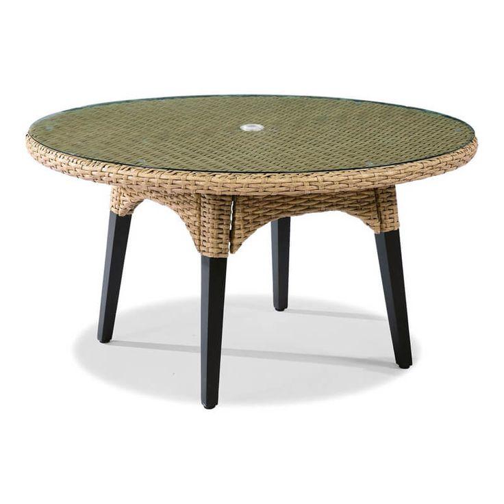 Houston - meble ogrodowe technorattan zestaw stołowy 4 osoby - Twoja Siesta