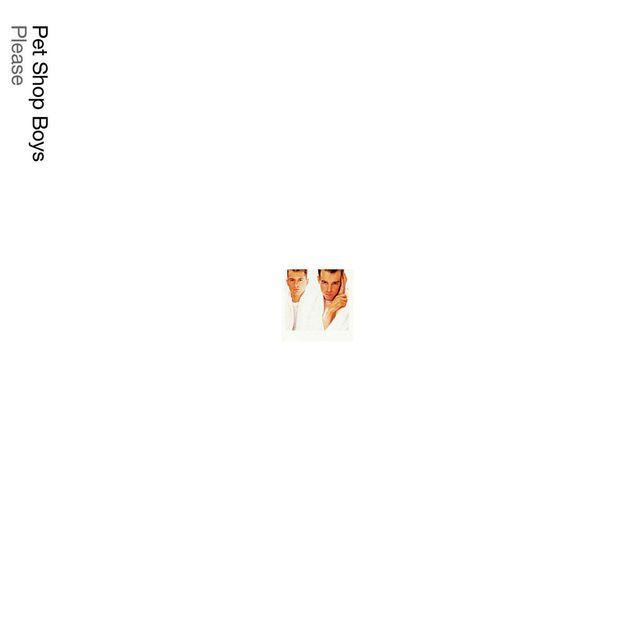 Pet Shop Boys Please By Papicowindek