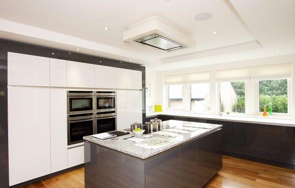 SieMatic S2 Kitchen Delamere - Huddersfield - Stuart Frazer