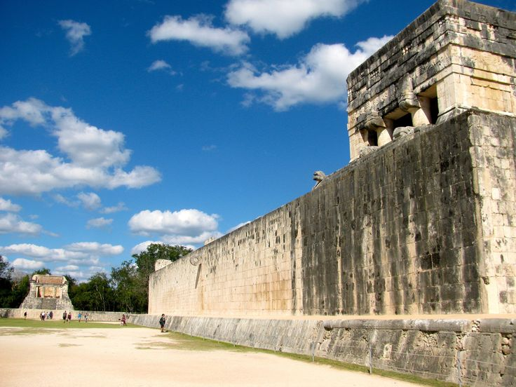 https://flic.kr/p/tywhqq | Complejo del Juego de la Pelota, Chichén Itzá | Yucatán, México