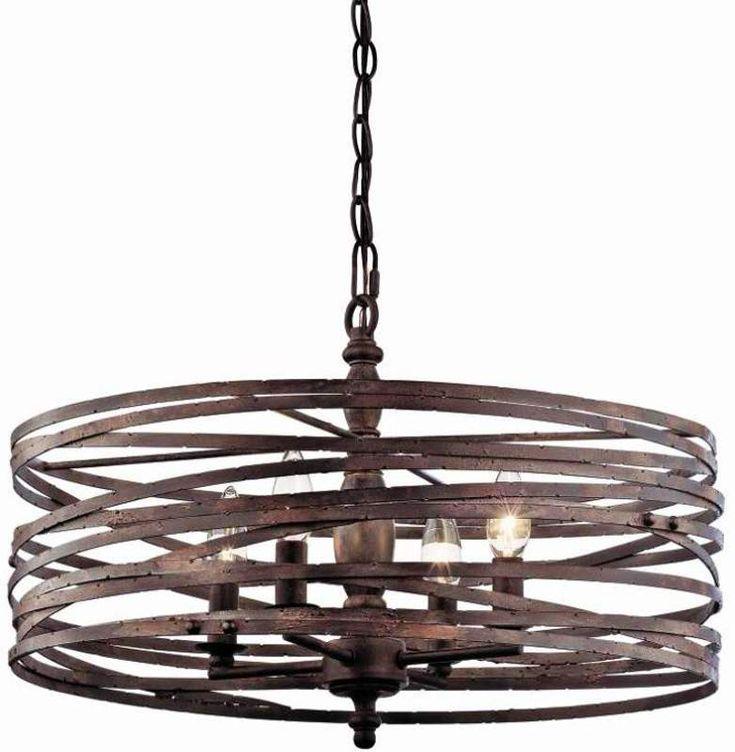 25 best ideas about rustic chandelier on pinterest diy for Diy rustic pendant light