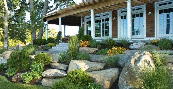 Exterior Small Home Design