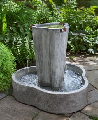 LC2 Fountain 490 Lbs. 38 X 34.5 · Garden Water ...