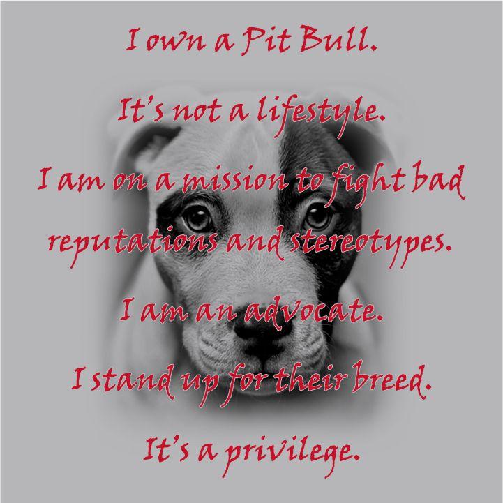 Image result for pitbull awareness month