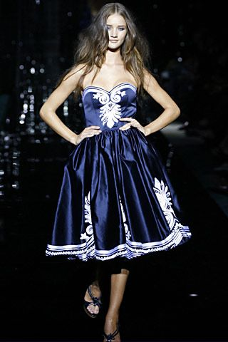buy jordan retro Julien Macdonald Spring Summer 2007 Ready To Wear