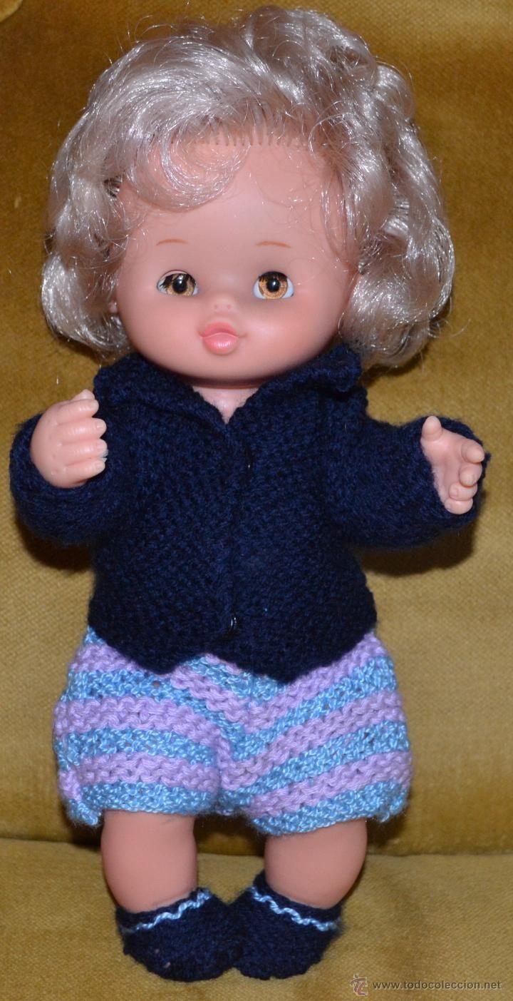 Muñeca bebé de Famosa