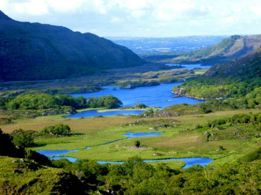 Wandern Irland -Ireland Rundreise-Ring of Kerry