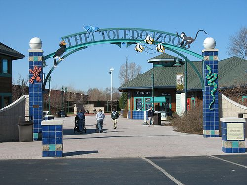 Toledo Ohio Zoo