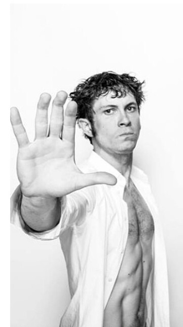 Toby Turner (Tobuscus) is really, really hot. Can you tell??