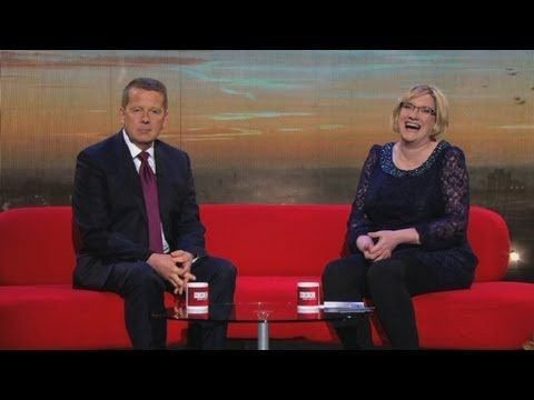 TV BREAKING NEWS Breakfast news with Bill Turnbull - The Sarah Millican Television Programme Preview - BBC Two - http://tvnews.me/breakfast-news-with-bill-turnbull-the-sarah-millican-television-programme-preview-bbc-two/