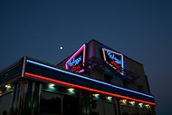 Kellog's Diner, Williamsburg, Brooklyn