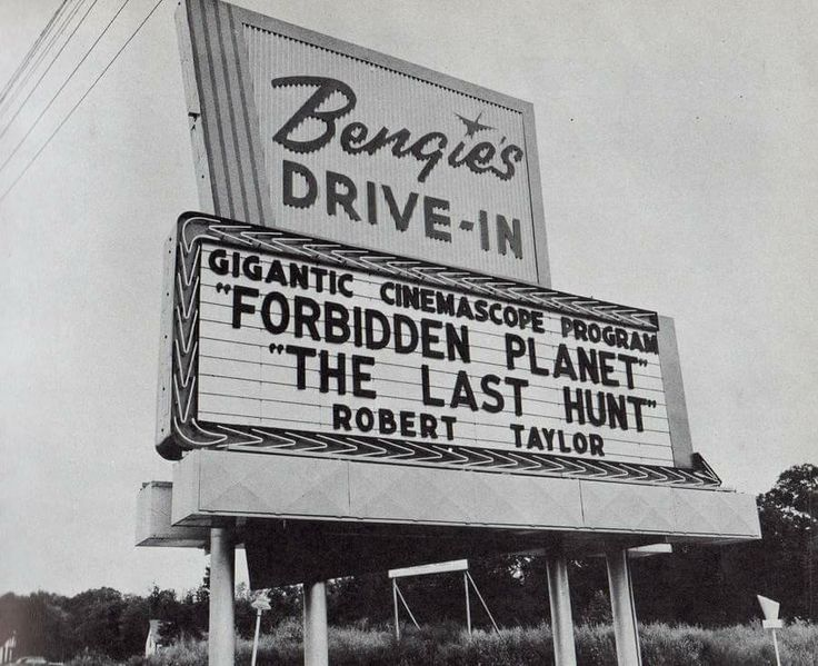 Bengies Drive in. Still in operation in 2017.