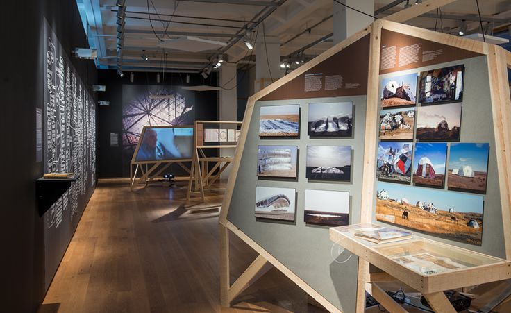 the Museum of Architecture is hosting an exhibition throughout the triennale…