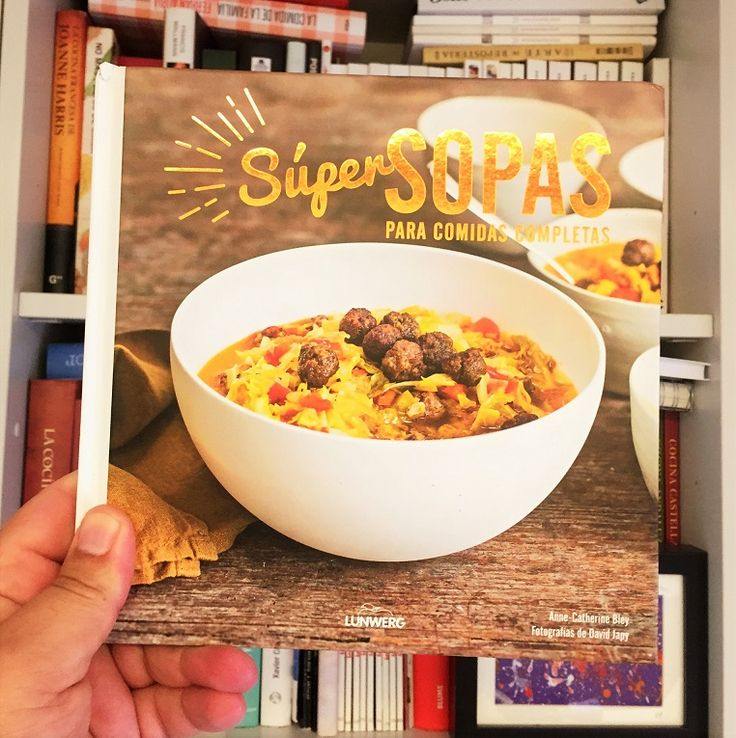 Súper sopas para comidas completas http://www.recetasderechupete.com/super-sopas-para-comidas-completas/13867/