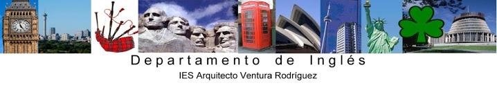 Blog del Departamento de Inglés - IES Ventura Rodríguez