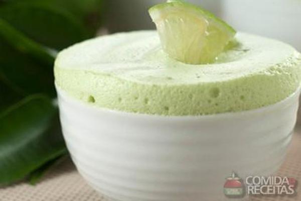 Receita de Nuvem de limão diet em Doces e sobremesas, veja essa e outras receitas aqui!