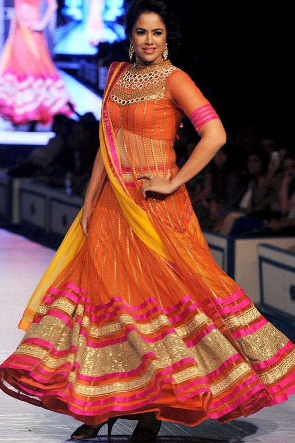 Neeta Lulla | Rajasthan Fashion Week (#RFW)
