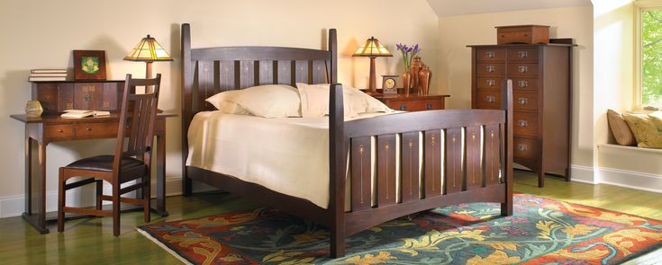 65 best images about stickley mission furniture on for Bedroom furniture knoxville tn
