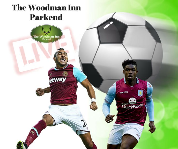 West Ham v Aston Villa live at the Woody tonight.. Kick Off 7:45pm  We show most football and rugby games as well as many other sports. Come and join us.. Awesome food and great beer!  #thewoodmaninn #forestofdean #football  www.thewoodmanparkend.co.uk