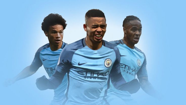 Gabriel Jesus, Raheem Sterling and Leroy Sane are Man City's future | Football News | Sky Sports