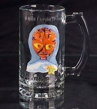 Official Riley Martin O-Qua Tangin Wann 16 oz. Beer Mug