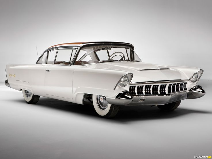 Mercury Monterey XM 800 1954 year.