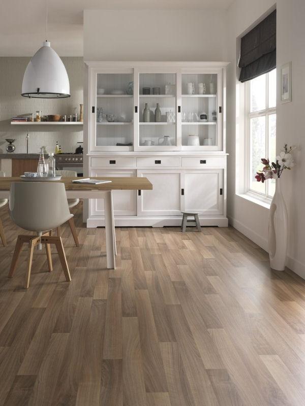 Novilon Viva 6534 Juglans Marmoleum flooring from